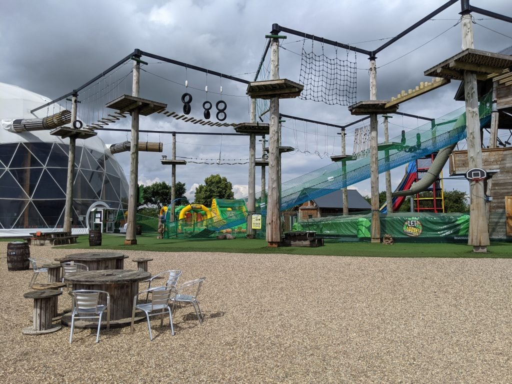 Featured image for Let Loose! Adventure Park Yorkshire