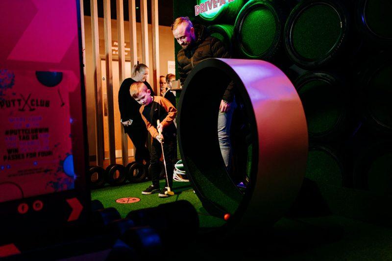 Putt Club Crazy Golf Watford