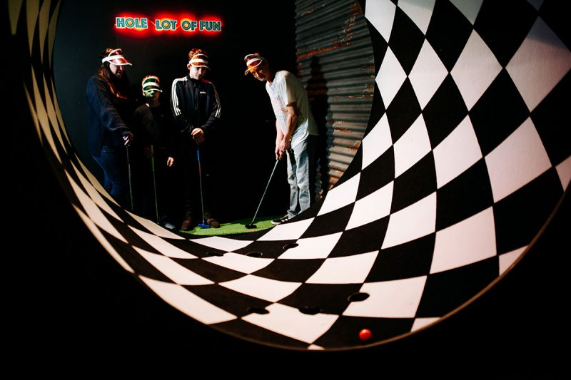Featured image for Putt Club Crazy Golf Watford
