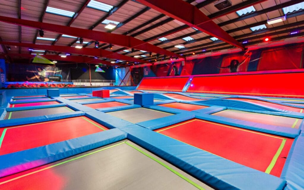 Rush UK Trampoline Park