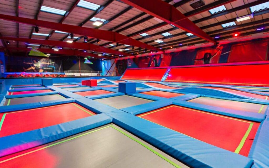 Thumbnail for Rush UK Trampoline Park Birmingham