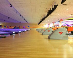 AMF Bowling Shrewsbury