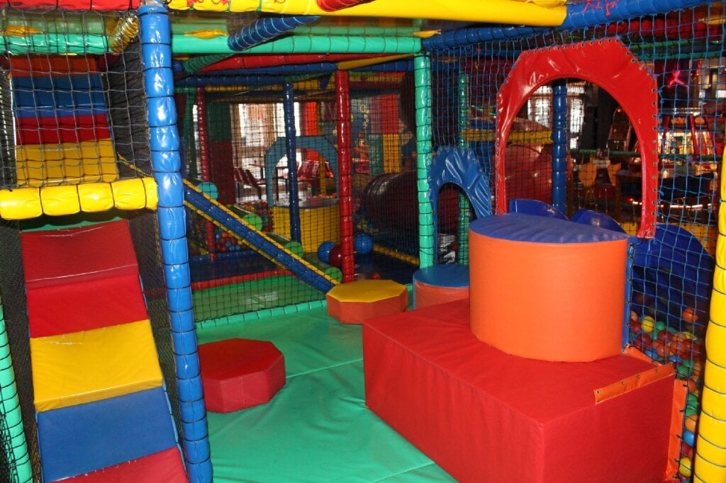 Cheeky Monkeys Play Area