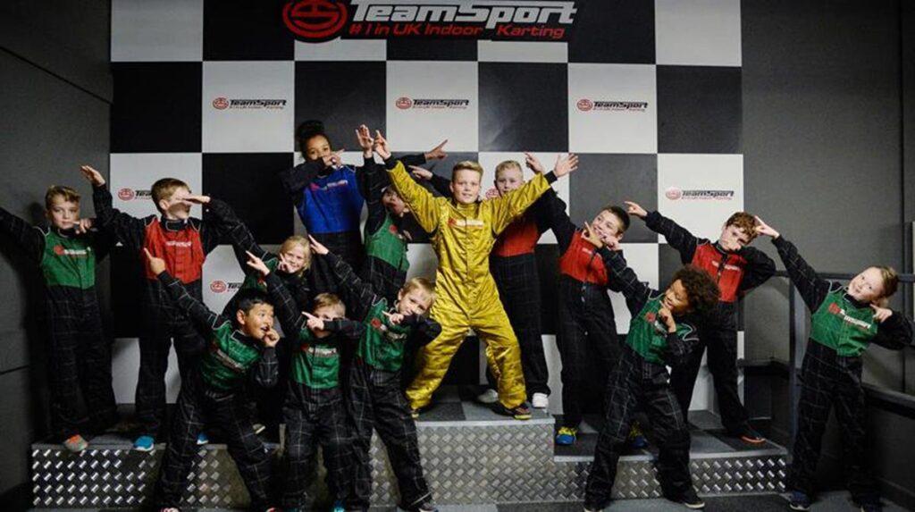 TeamSport Go Karting Basildon