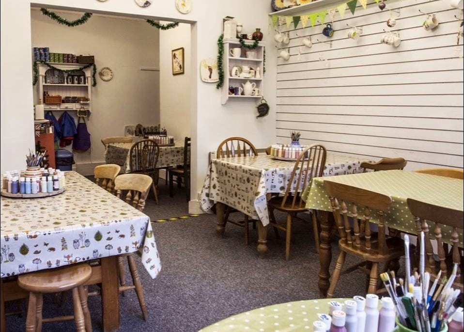 The Pottery Painting Cafe Sleaford