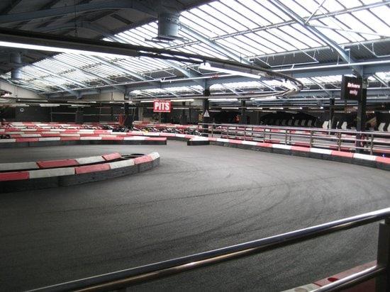 TeamSport Go Karting London Docklands