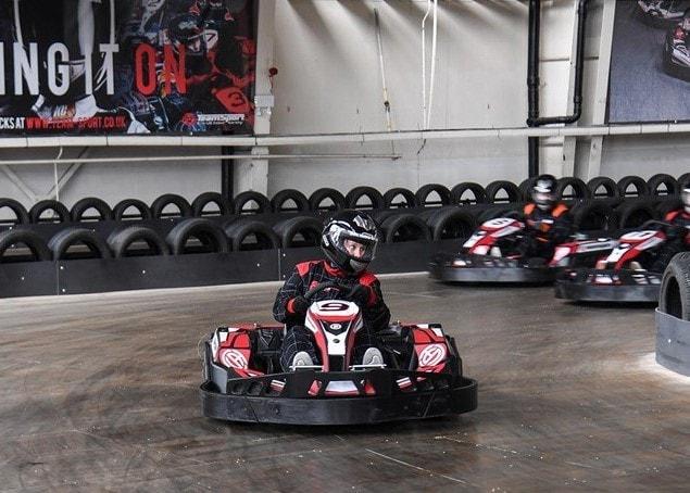 TeamSport Go Karting Stoke