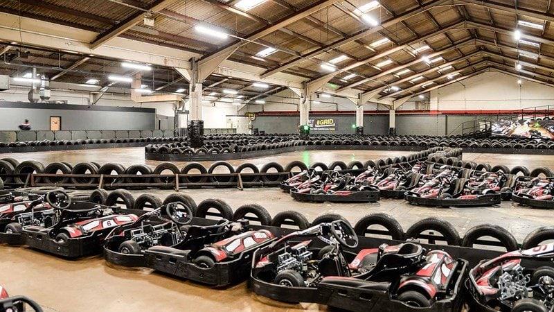 Featured image for TeamSport Go Karting Gosport