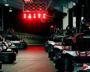TeamSport Go Karting Leeds
