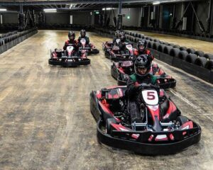 TeamSport Go Karting Leicester