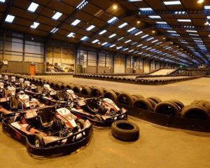 TeamSport Go Karting Liverpool