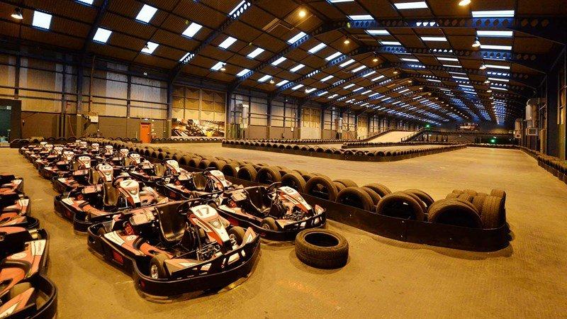 Thumbnail for TeamSport Go Karting Liverpool