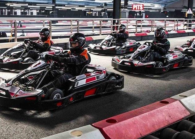 Featured image for TeamSport Go Karting London Docklands