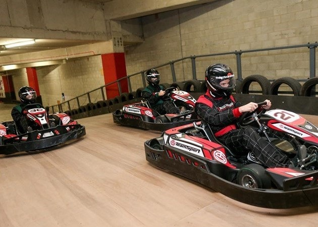 Featured image for TeamSport Go Karting Manchester Victoria