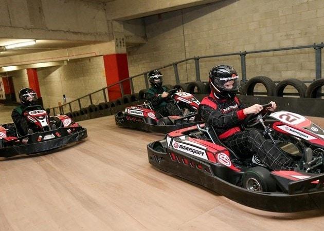 TeamSport Go Karting Manchester Victoria