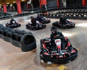 TeamSport Go Karting Newcastle