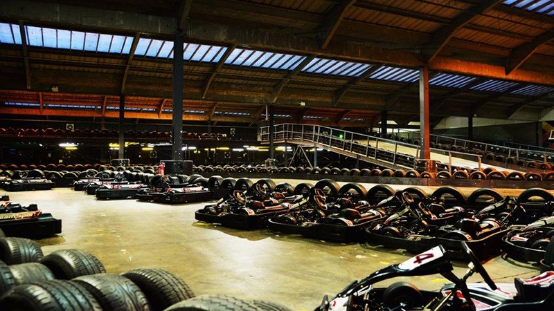 Featured image for TeamSport Go Karting North London