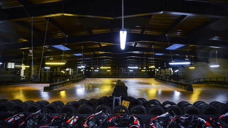 TeamSport Go Karting Mitcham