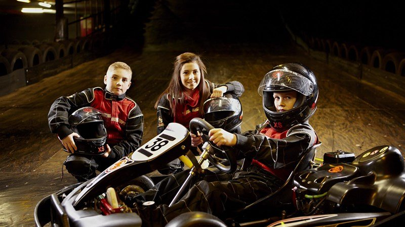 TeamSport Go Karting Southampton