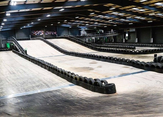 TeamSport Go Karting Leicester