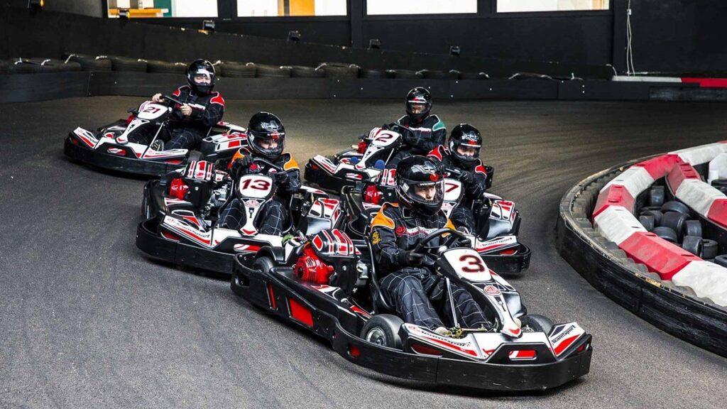 TeamSport Go Karting Watford