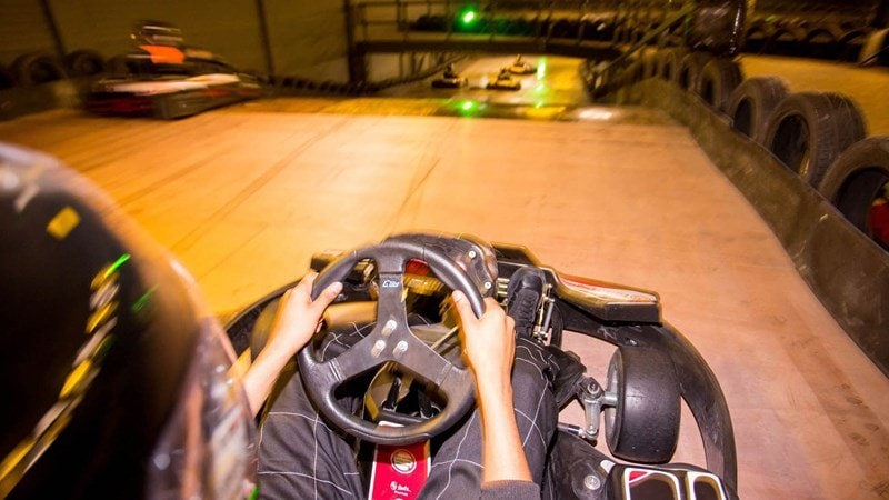 Featured image for TeamSport Go Karting West London