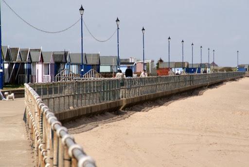 Sutton On Sea Beach