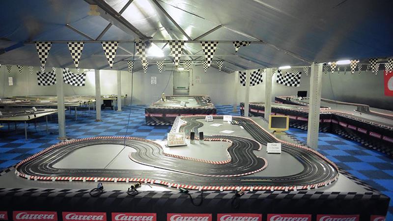 Scalextric Racing Spalding