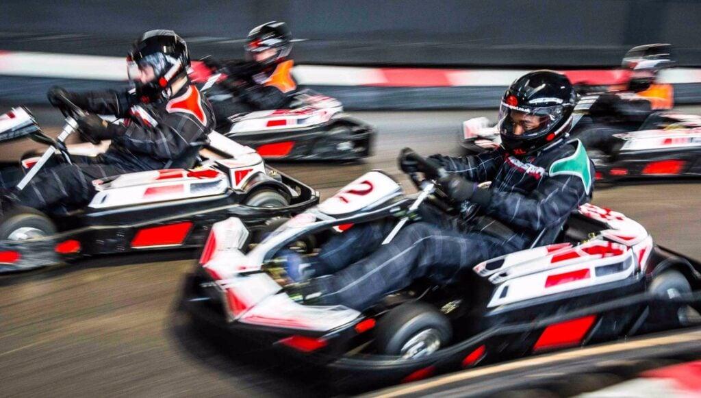 TeamSport Go Karting Reading