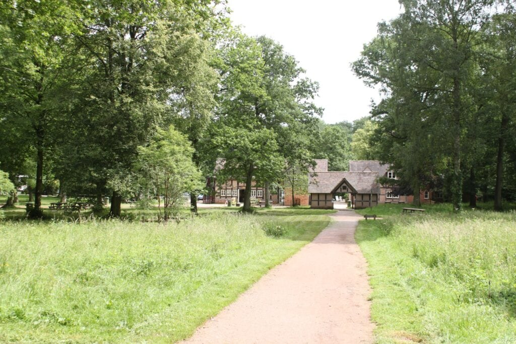 Queenswood Country Park and Arboretum