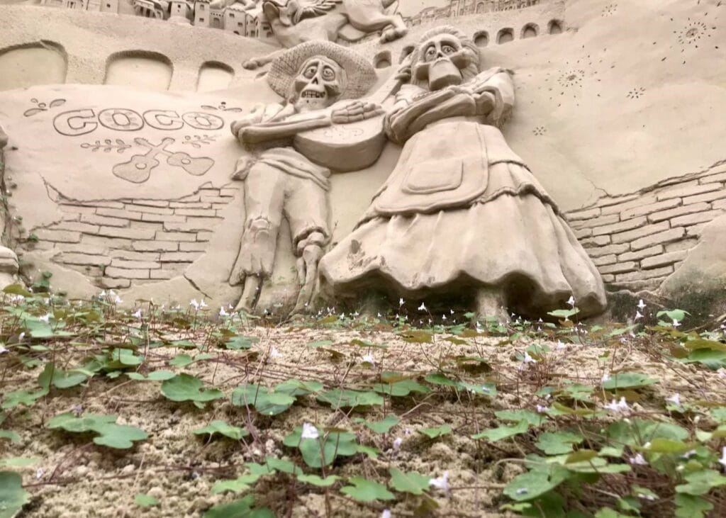 Sandworld Sculpture Park