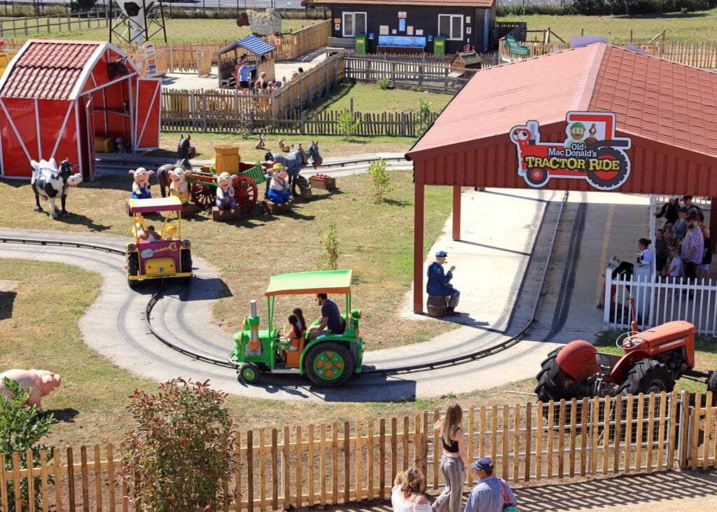 Old MacDonald's Farm & Fun Park