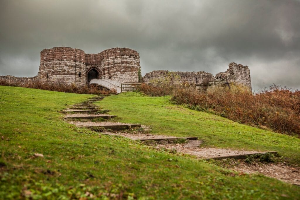 Featured image for Beeston Castle and Woodland Park
