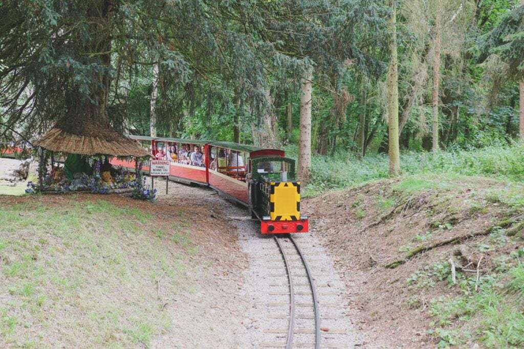 Featured image for Audley End Miniature Railway
