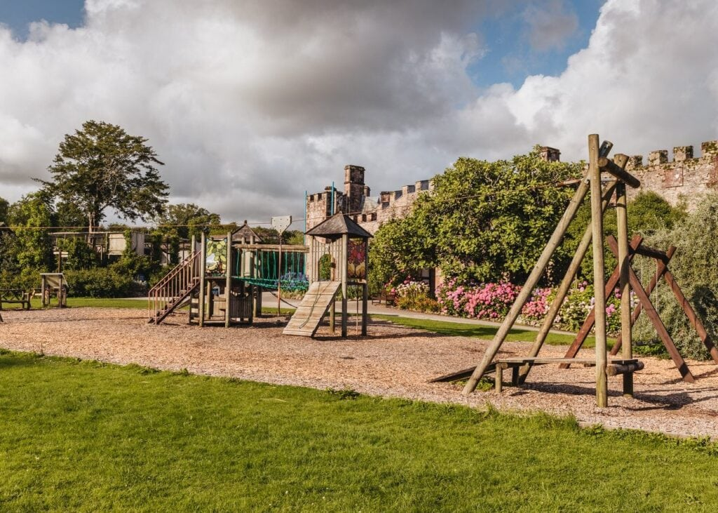 Muncaster Castle and Gardens