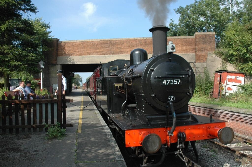 Featured image for Midland Railway Butterly