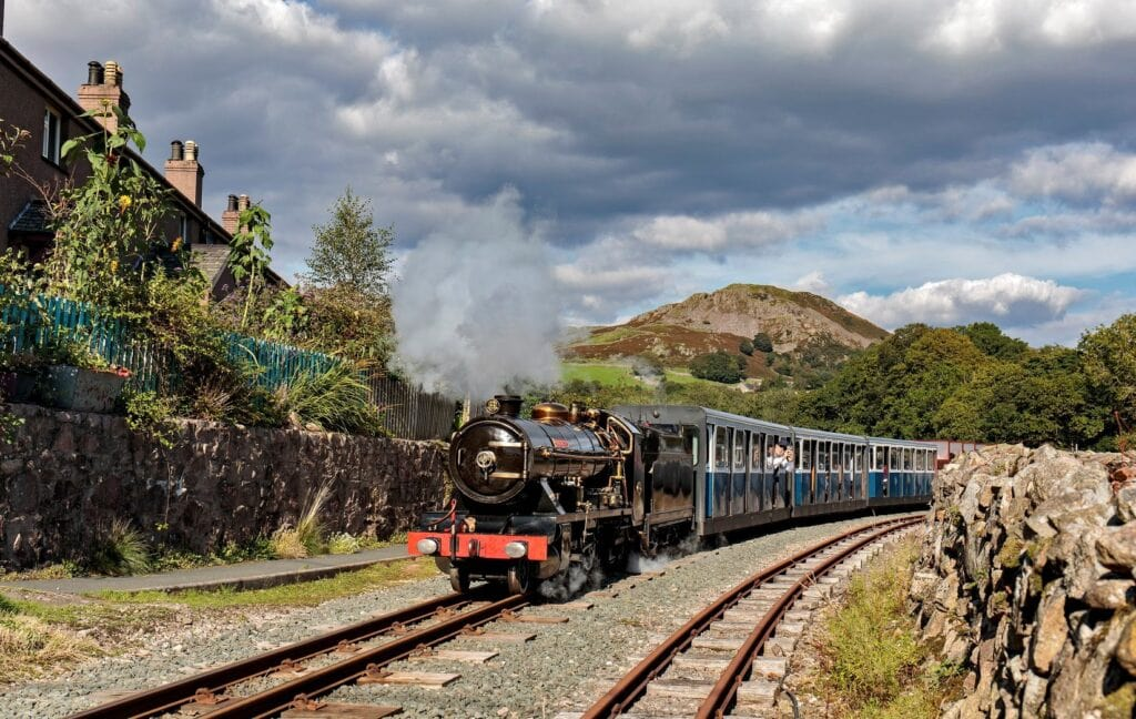 Ravenglass and Eskdale Steam Railway