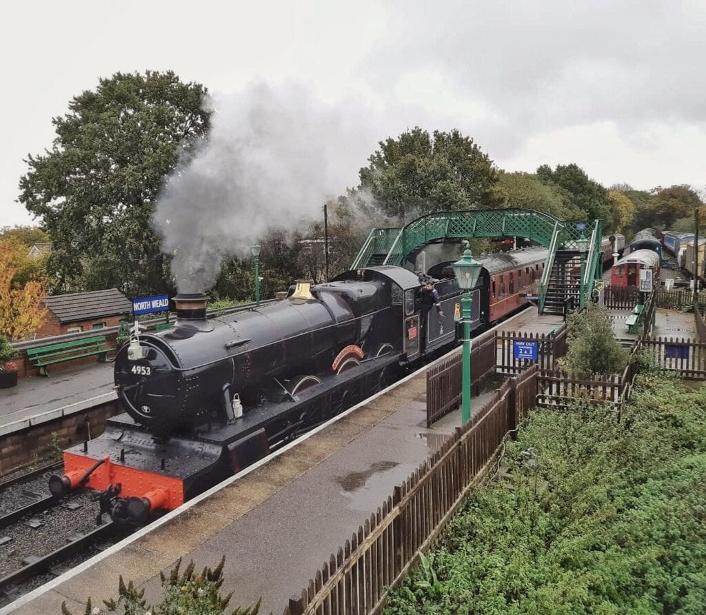 Featured image for Epping Ongar Railway