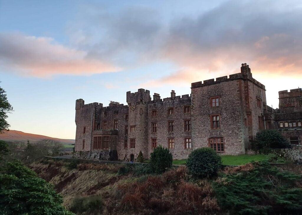 Muncaster Castle and Gardensv