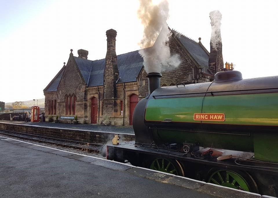 Featured image for Peak Rail