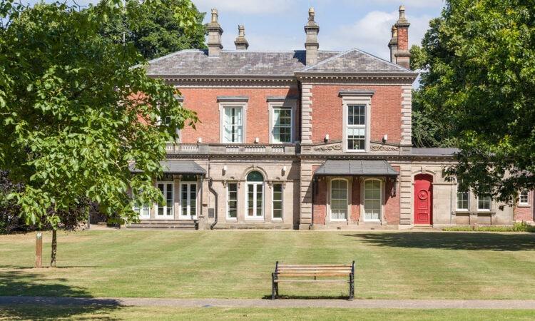 Castle Park House and Gardens