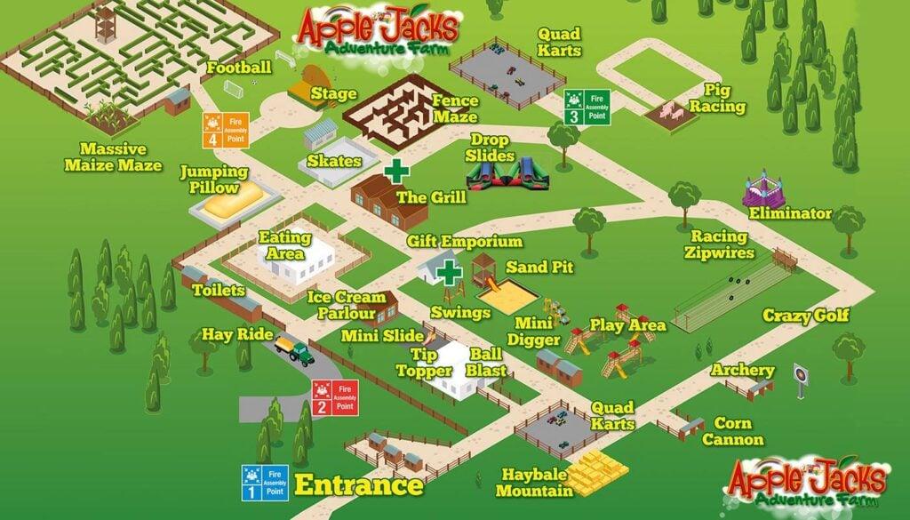 Apple Jacks Adventure Farm