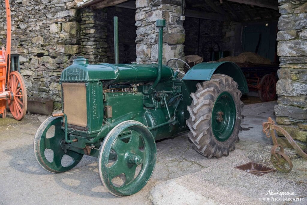 Old Hall Farm Bouth