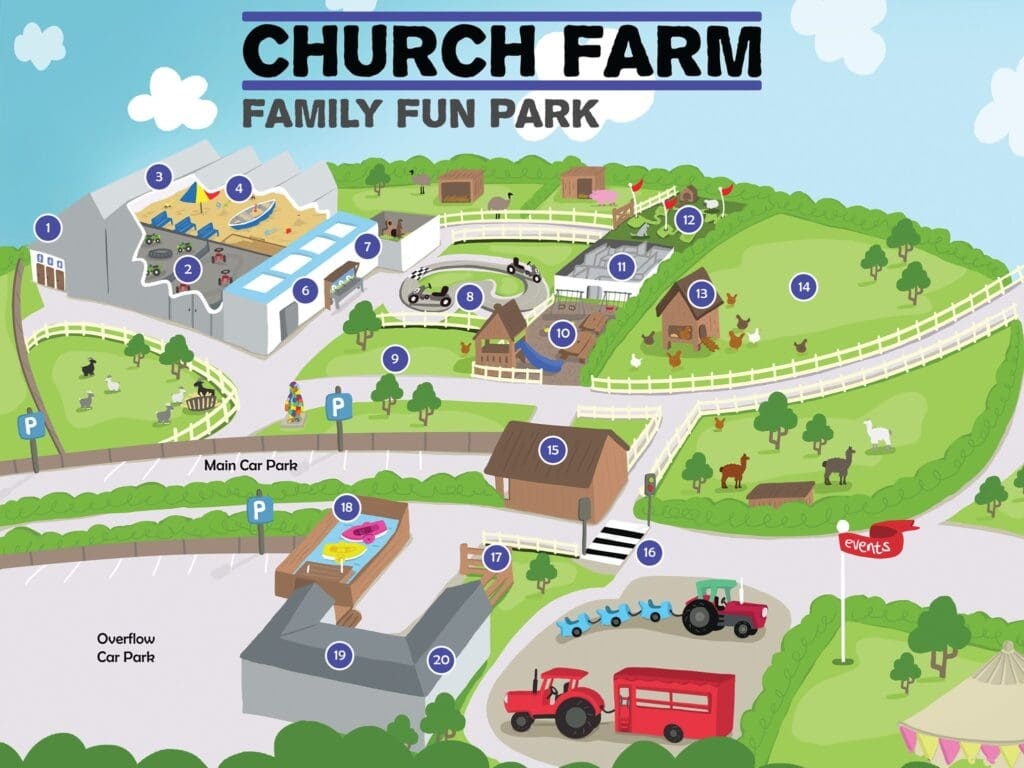 Church Farm Events Ltd.