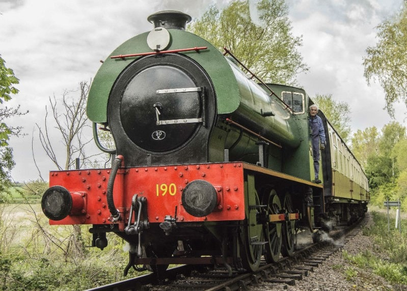 Colne Valley Railway