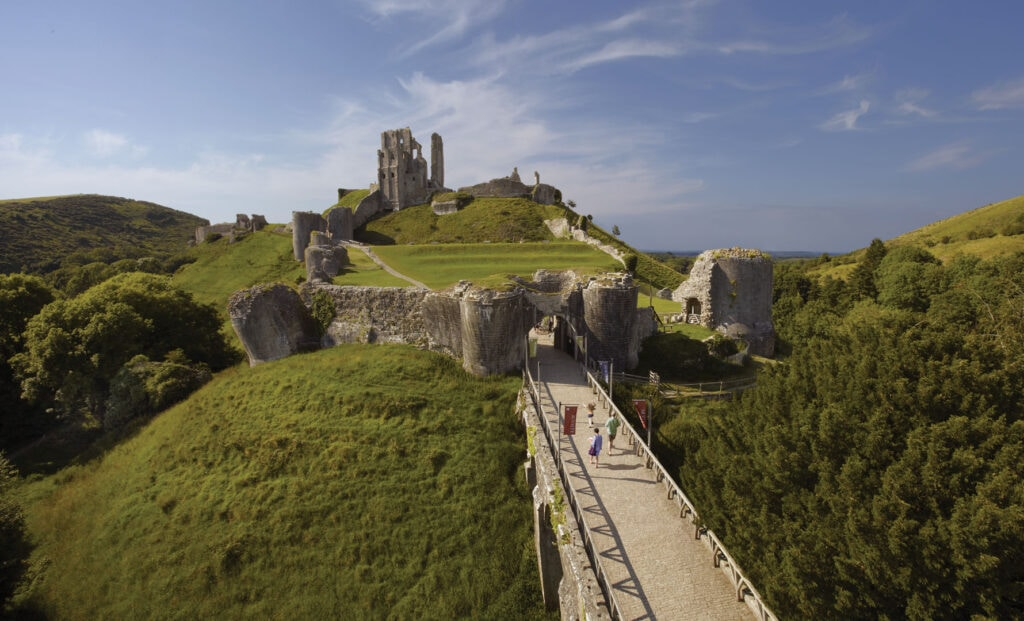 Thumbnail for Corfe Castle National Trust