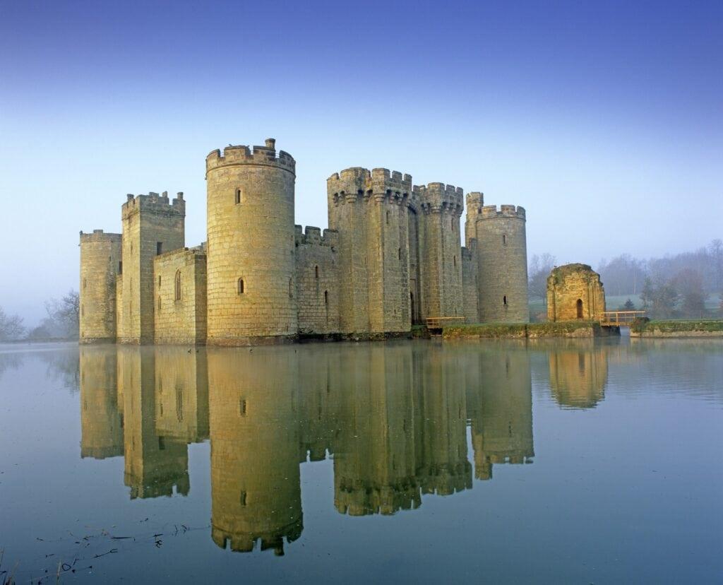 Featured image for Bodiam Castle