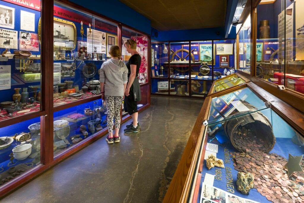 Shipwreck Treasure Museum
