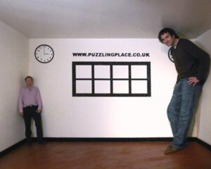 Puzzling Place