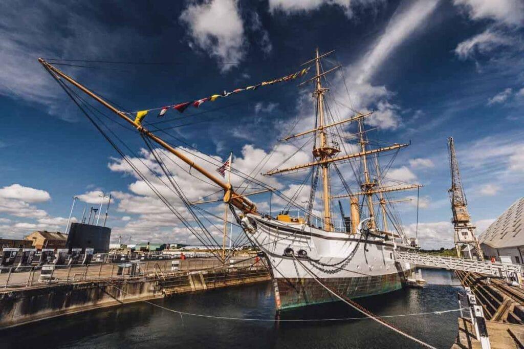 Thumbnail for The Historic Dockyard Chatham